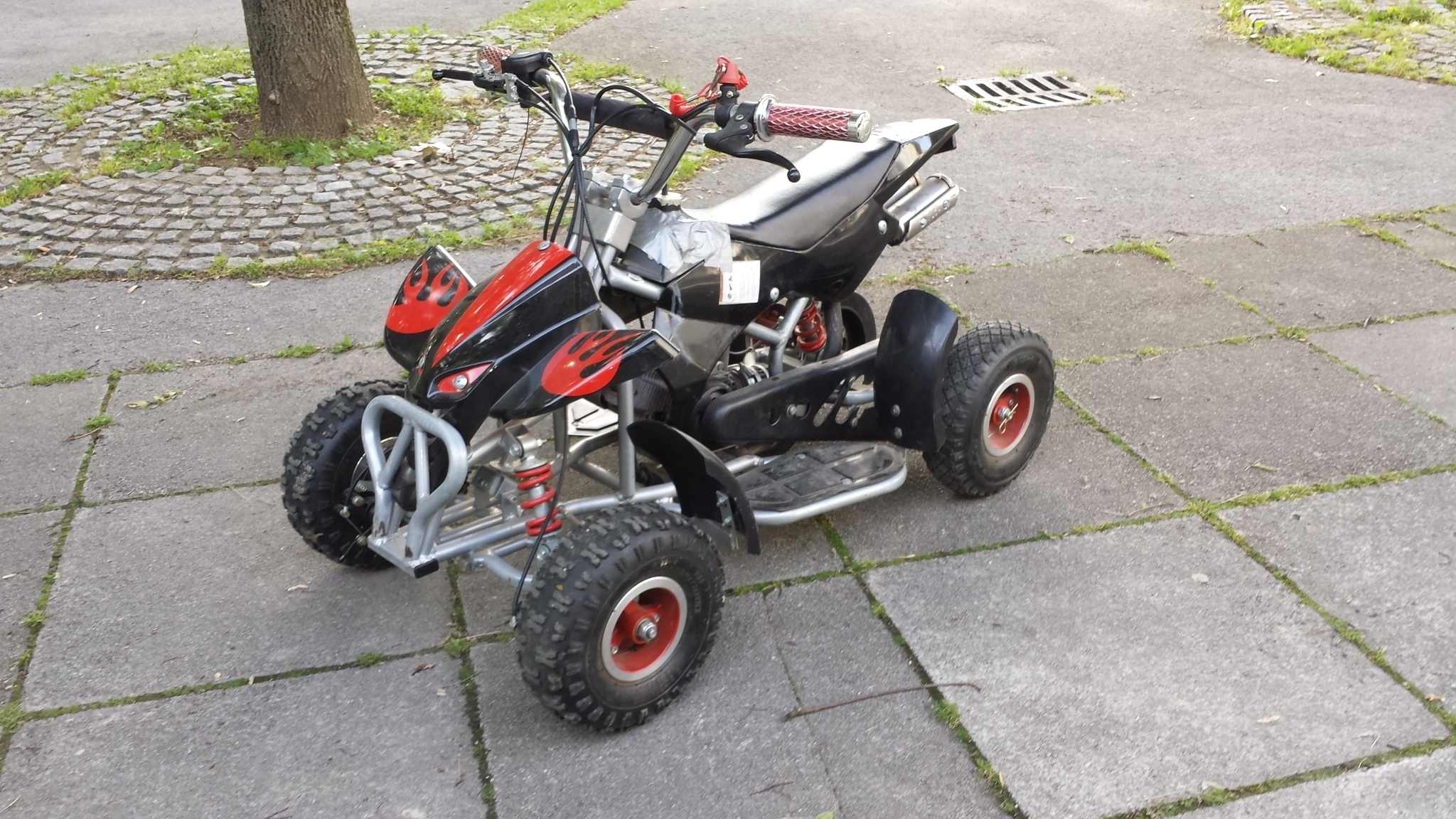 ATV DRAGON  MINI MOTO 49CC