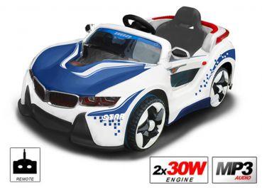 Kinder Elektro Auto BMX CONCEPT 2x30W   12V   RC   MP3