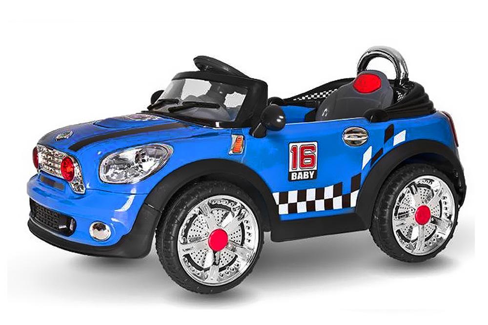 Otroški Elektro Avto MI STYLE 30W   6V   RC   MP3