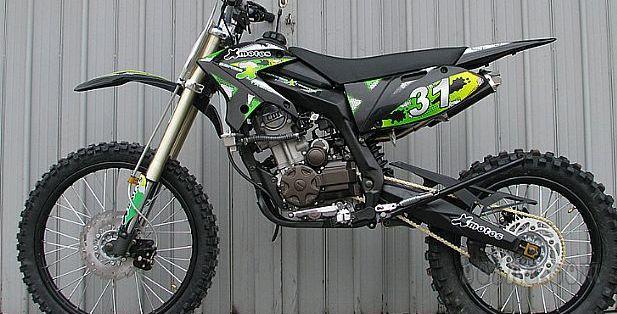 Yamaha KOPIJA ZNAMKA XMOTOS ORGINAL XB 31 250CCC
