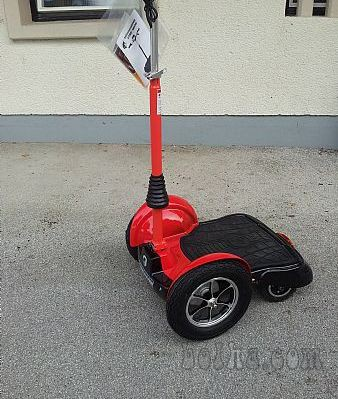 EVT Scooter CITYWAY SEKWAY 360W 24V BREZ IZPITA 25Km h