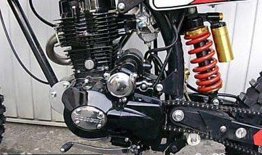 Access Motor CROSS 250CC SCONT