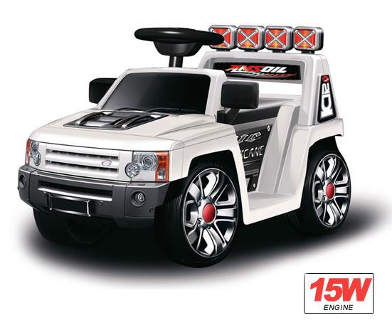 LR SUV   Elektroauto