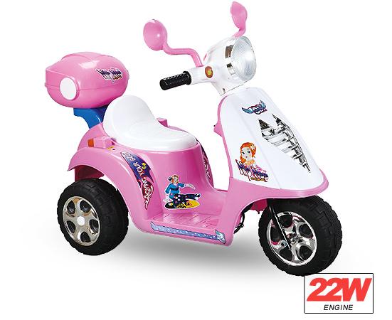 Kinderfahrzeug Vesp Style 22W   6V