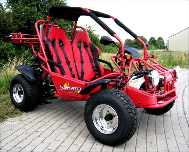 Buggy Kinroad Sahara 250cc
