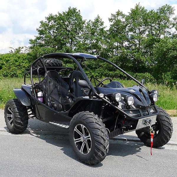 Buggy Extreme Tension 1100 EFI, 4x4, 16V