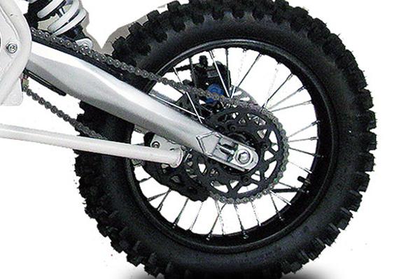 125cc Thunder Dirtbike 17/14