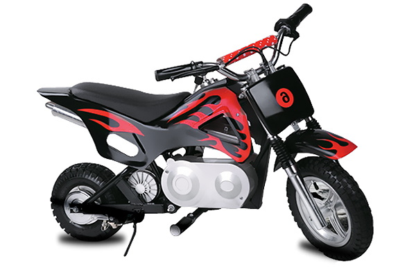 350W Eco Dirtbike Slide