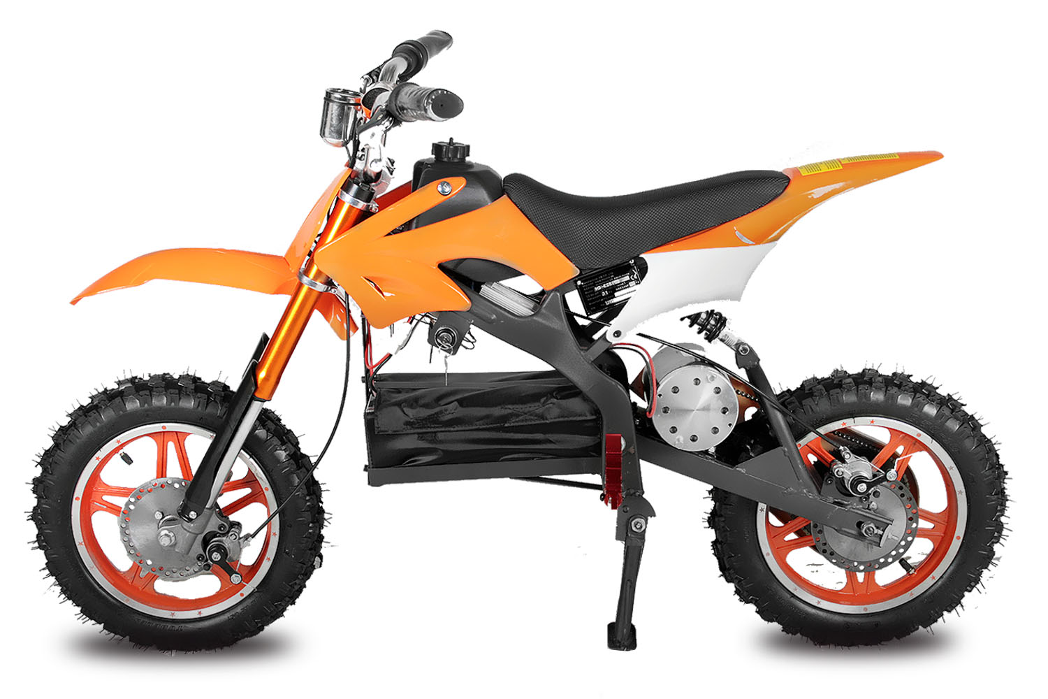 800W Eco Dirtbike Apollo 36V