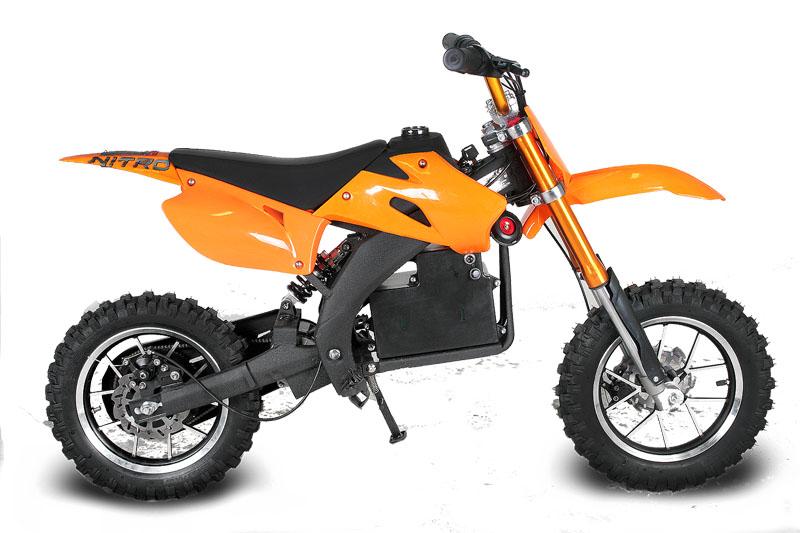 500W Elektrik Dirtbike | ECO DIRTBIKE 500W