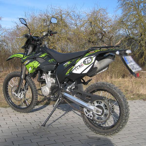 Shineray 250cc SUPERMOTO XY250GY-2