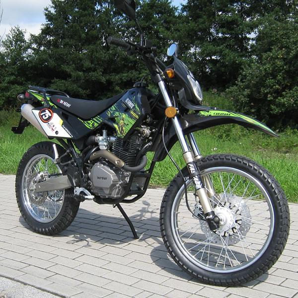 Shineray 125 cc ENDURO XY125GY
