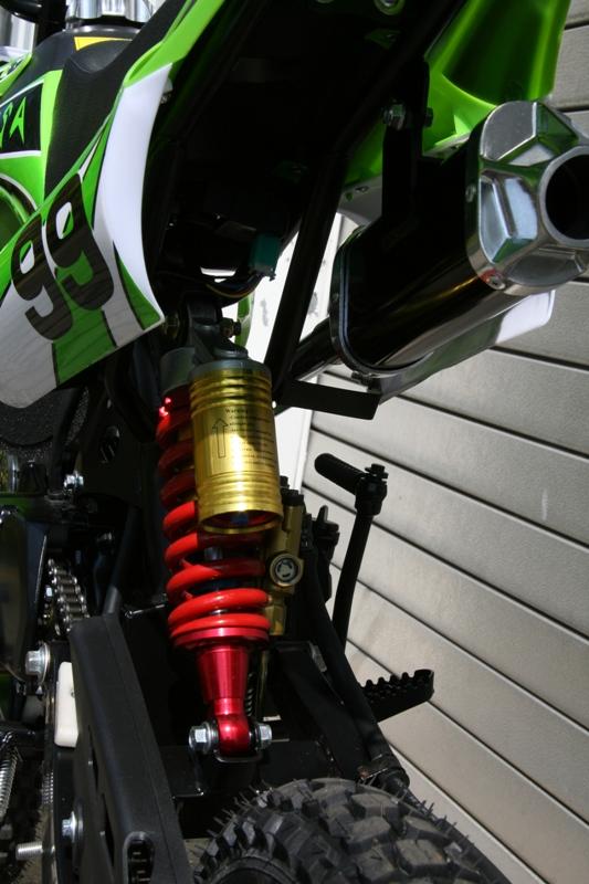 Loncin BFD 125CC S14 Z12 MODEL 99