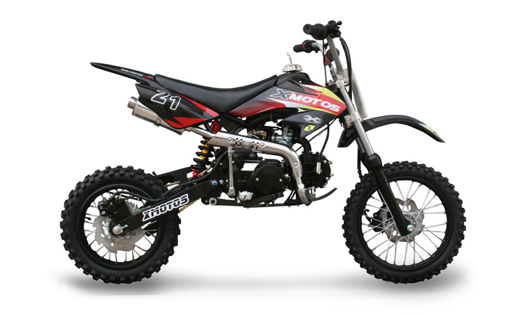Xmotos 21 125CC S14 Z12 MODEL 21 125 cm3