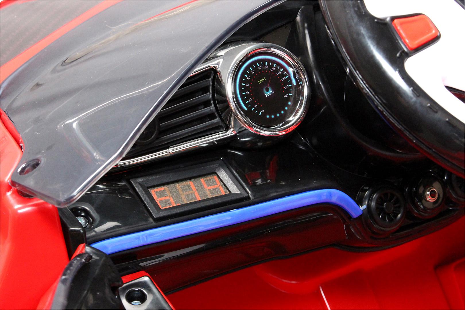 SPYDER 12V AUDI  2 X 12V 2X HITROST DALJINSKI OPRAVLJALEC MP3