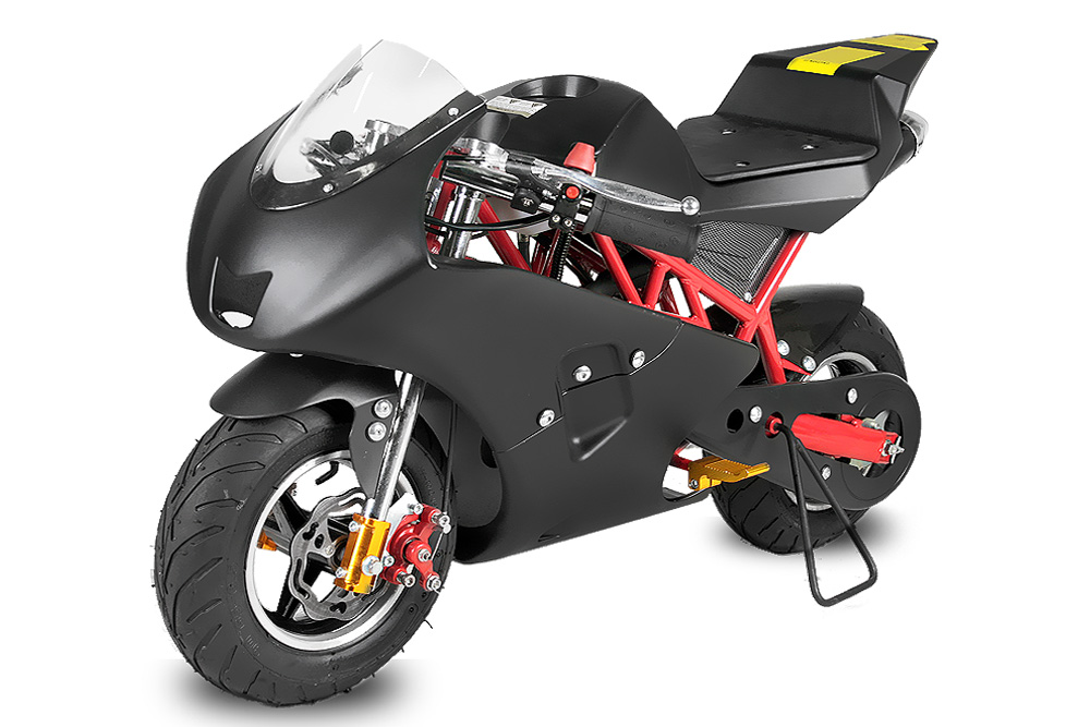 49cc Pocket Bike PS50 RAKETA BigBore