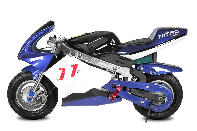 1000W Eco Pocketbike Mini Cross Minibike Racing