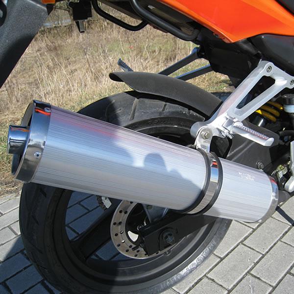 Motorcycle Shineray XY250-5A