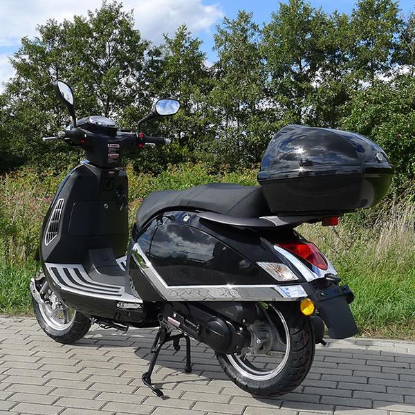 ZNEN Revival Retro Scooter Scooter 45 km / h   Motostar