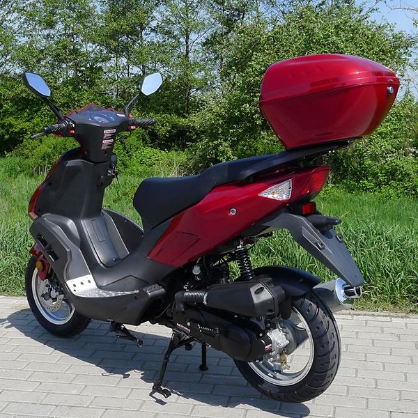 Baotian F22 49CC 4 taknti FULL OPREMA XXL max 25 kmh