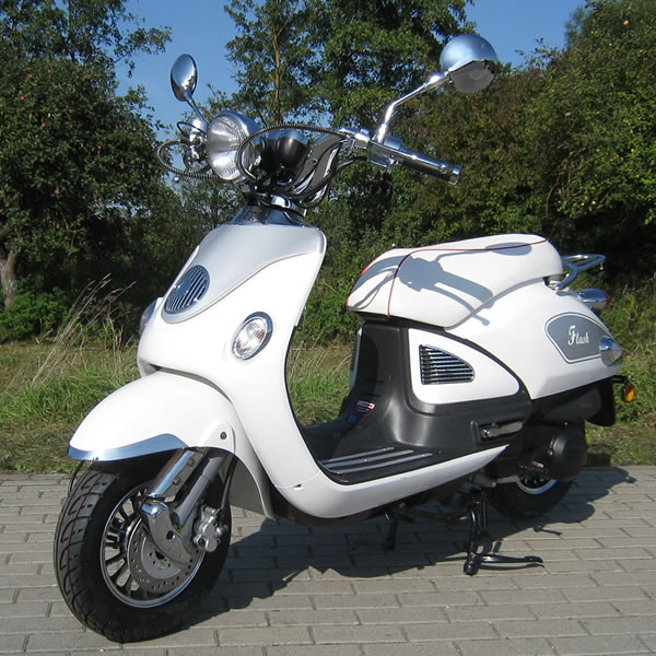 ZNEN Retro Scooter - Scooter 125 cc Legenda