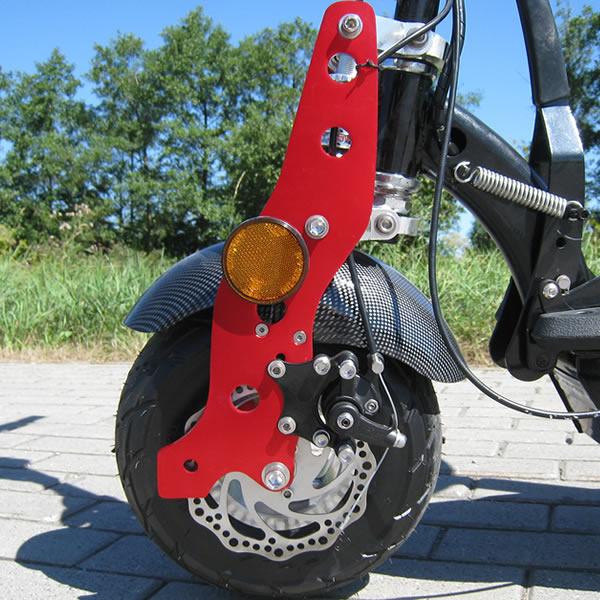 ulica 40 km / h električni skuter