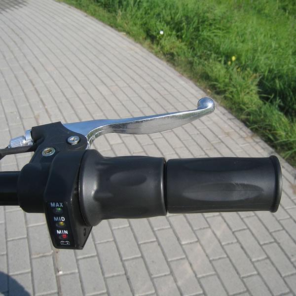 ELEKTRIČNI SKIRO EFLUX Scooter Vision 1000 W 36v xxxl