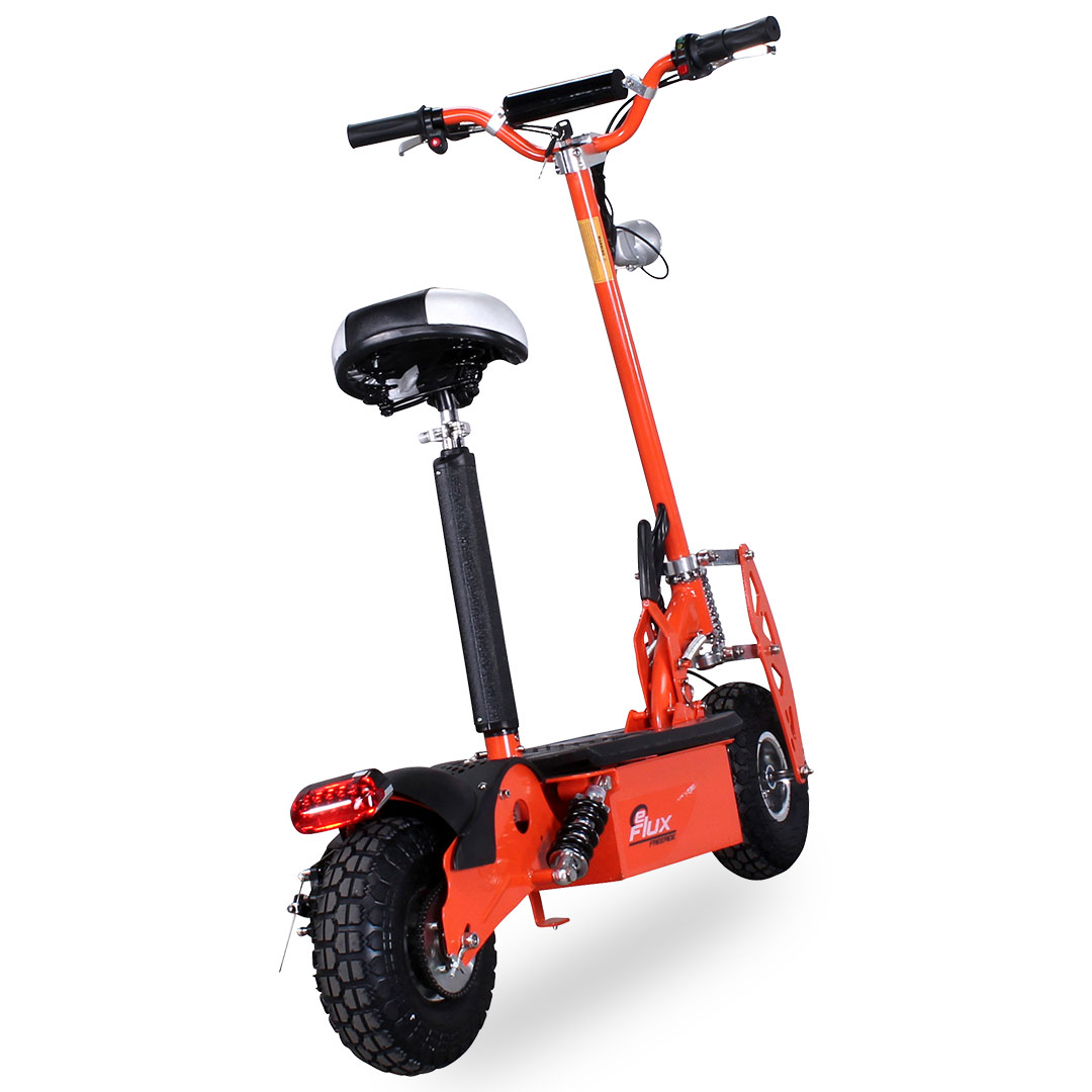 ELEKTRIČNI SKIRO E-Scooter eFlux Freeride 1000 Watt 48 V
