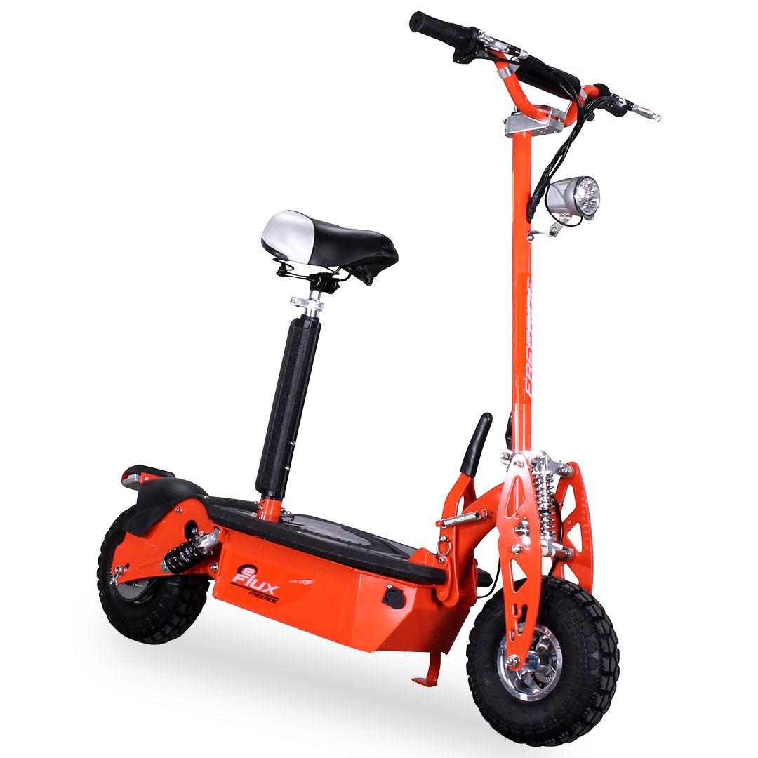 ELEKTRIČNI SKIRO E-Scooter eFlux Freeride 1000 Watt 48 V