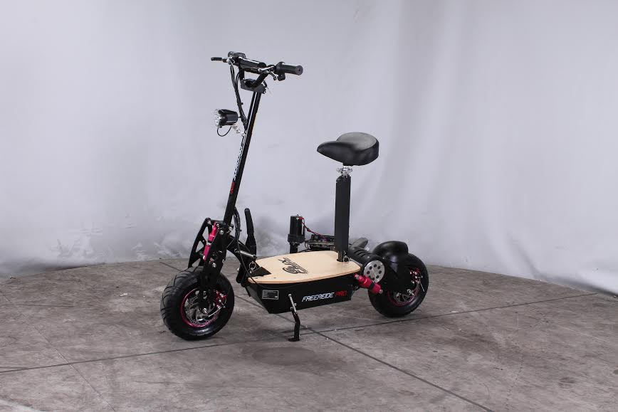 EVT Scooter 1900W ali 1600W FREERIDE PRO SKIRO 48V