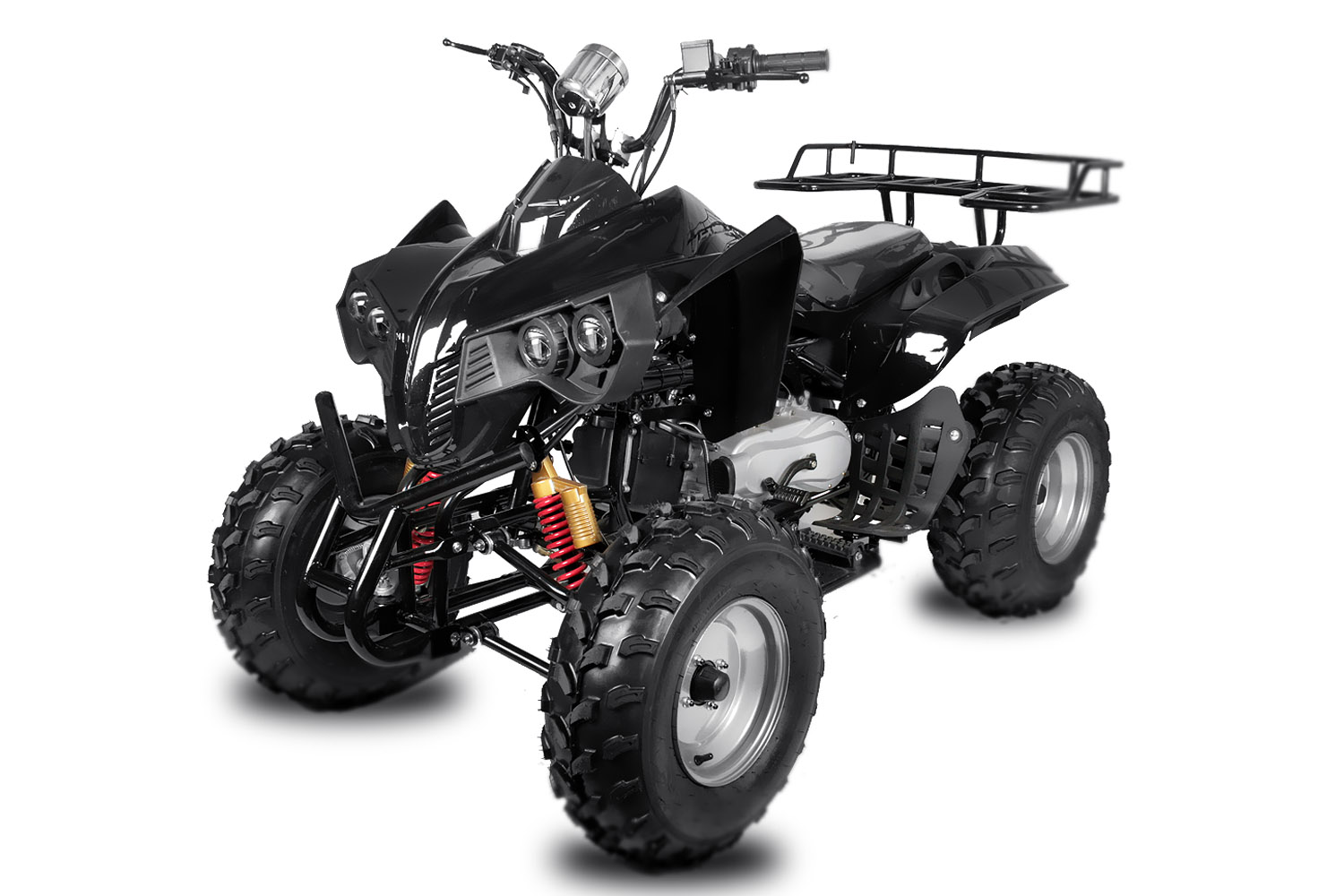 150cc AKP Warrior Quad ATV 10