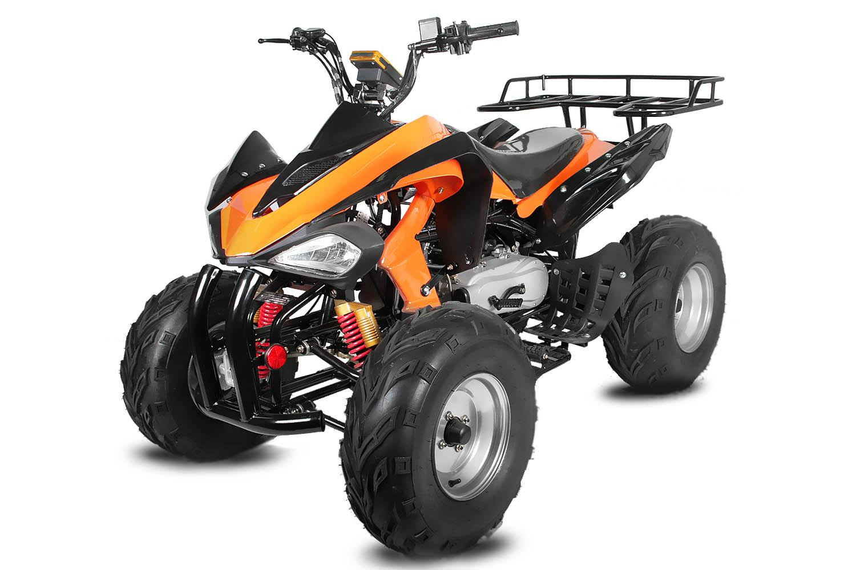 150cc AKP Carbon Quad ATV 10? Automatik CVT