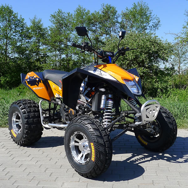 Mad Max 300 cc QUAD
