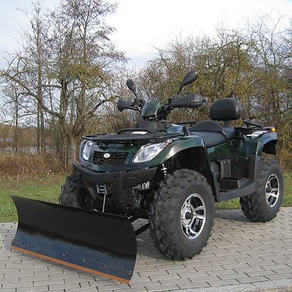 Hunter 600 EFI 4x4 ATV