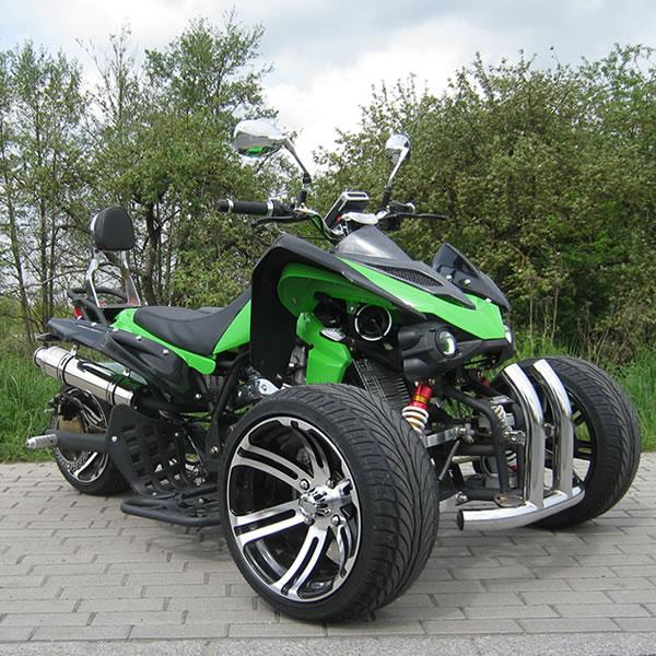 Quad Speed Trike 250 cc