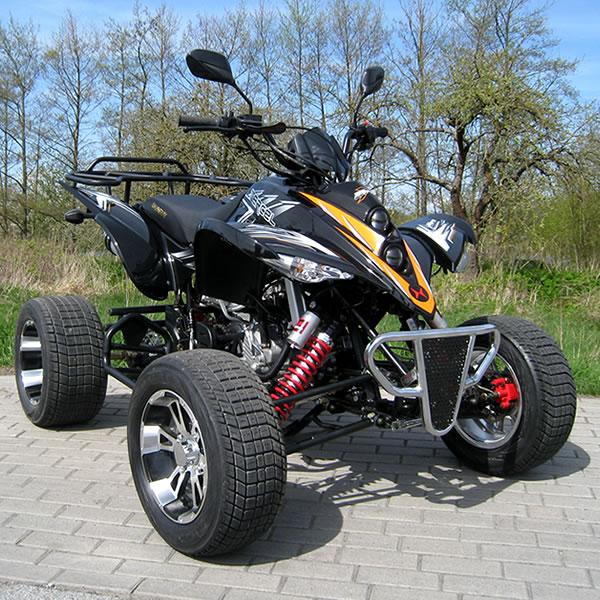 ATV Shineray XY250ST-9C Racing Automatik