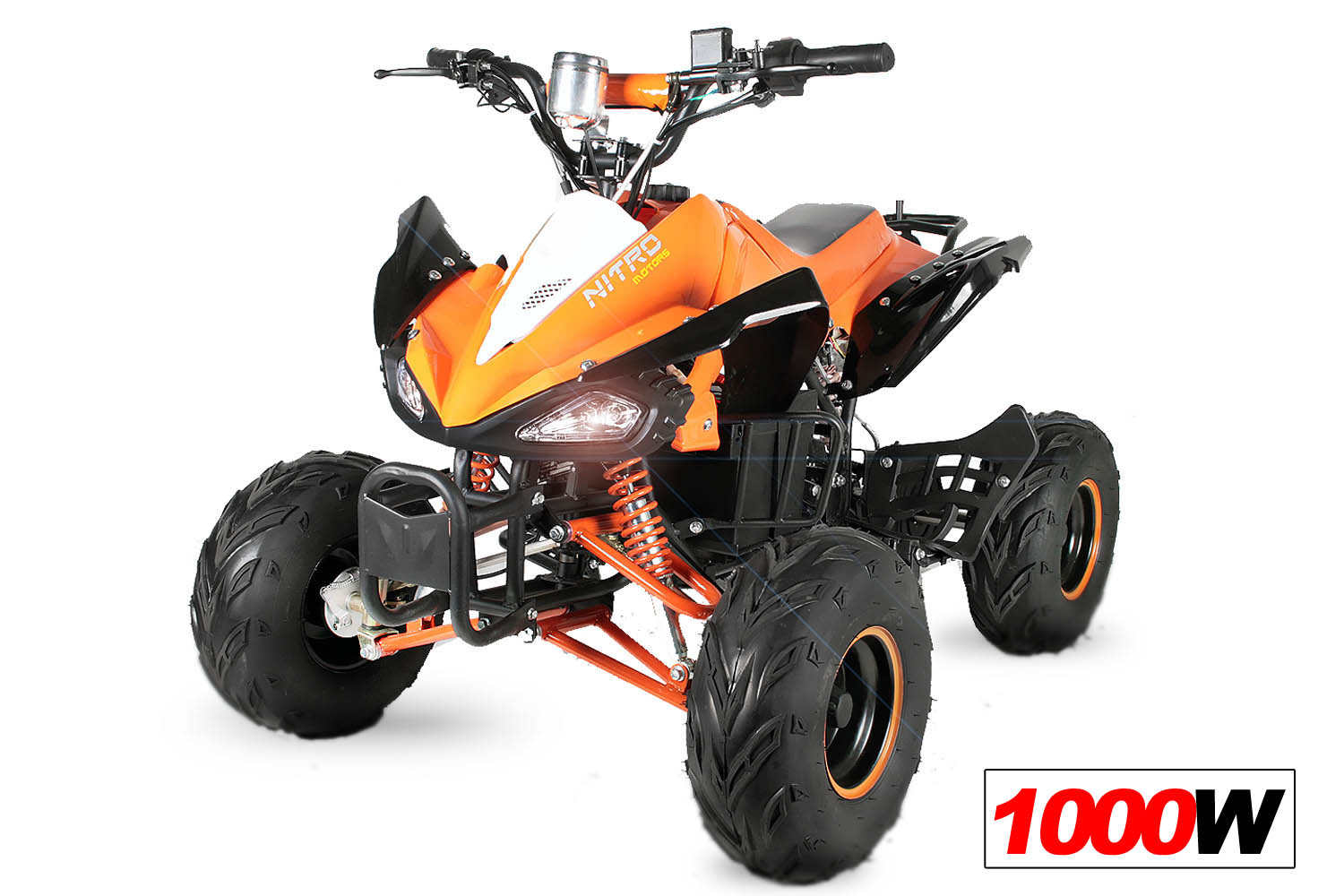ECO SPEEDY 1000W 48V 7¨ 2 SPEED