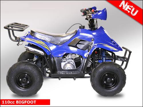 BIGFOOT 110cc 1G M6¨ OPTICAL+