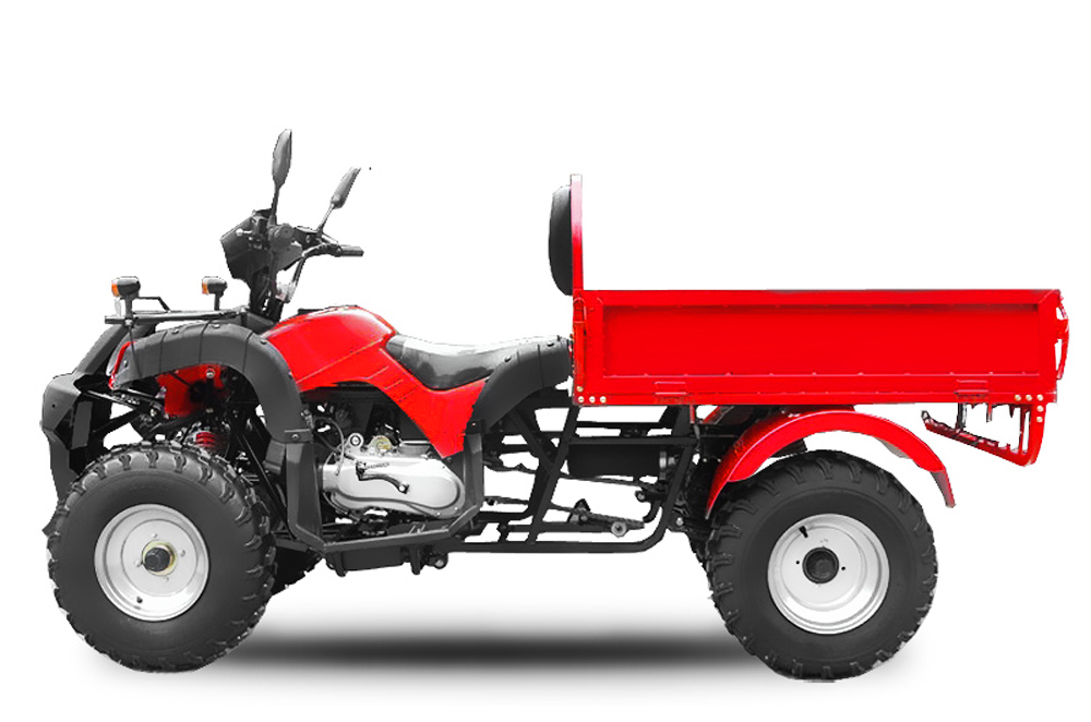 200cc Dumper ATV
