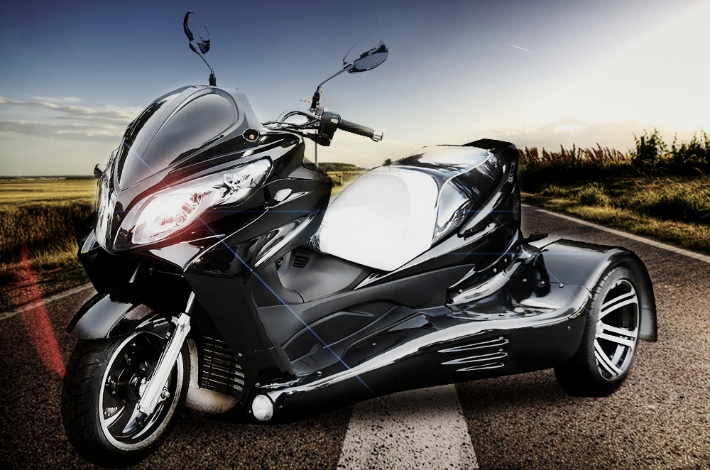300cc Viptrike