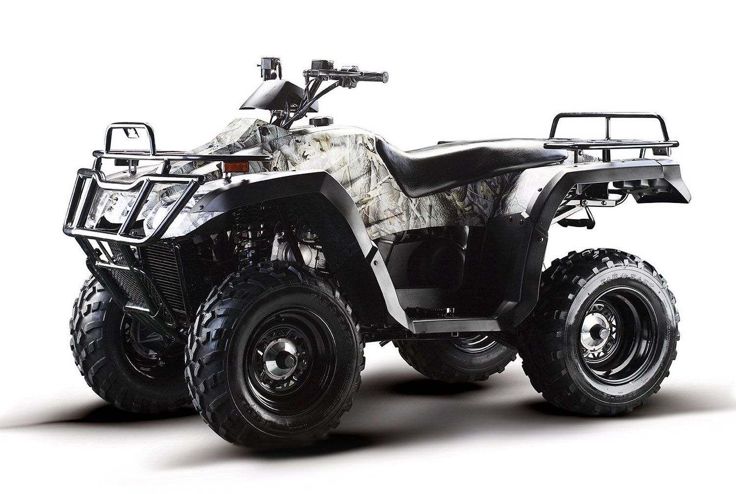 300cc Hunter 300-S1 / 4X4 / WINCH / 4x Federung
