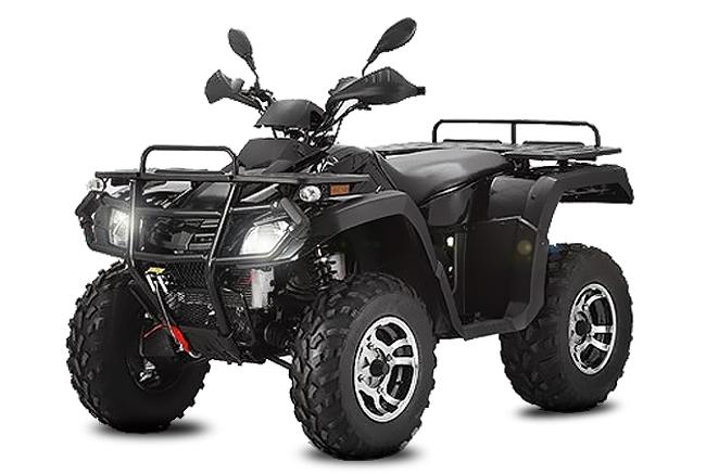500cc Hunter 500-SL / 4X4 / vitel/ 4x vzmeti