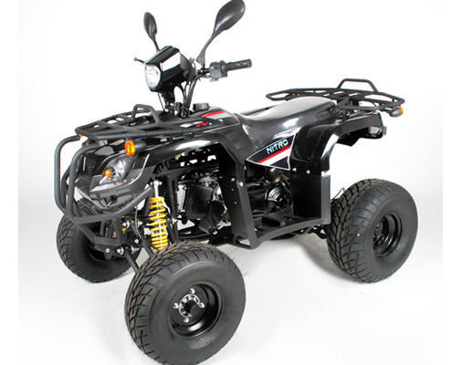 150cc FX Hummer Quad