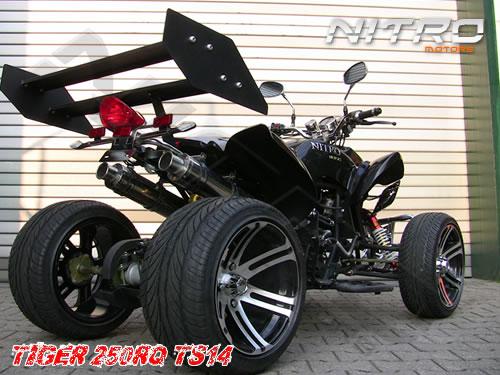 250cc tiger rxq250 ts14 sp strassen quad motostar. Black Bedroom Furniture Sets. Home Design Ideas