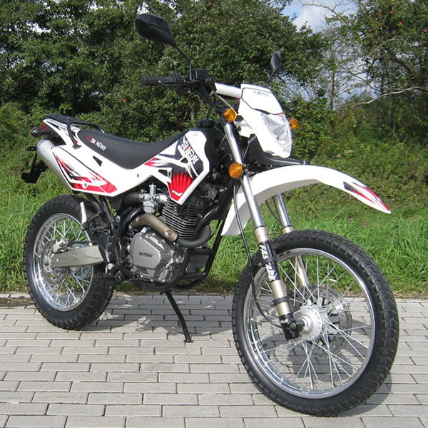 shineray 125 cc enduro xy125gy motostar atv kros in oprema. Black Bedroom Furniture Sets. Home Design Ideas