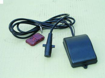 Radijski daljinski upravljalnik za vitli gama modelov